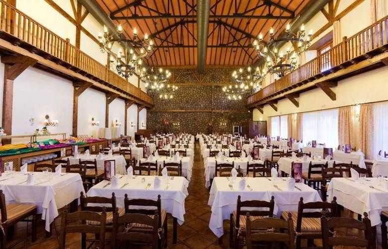 GF Isabel Family - Restaurant - 6