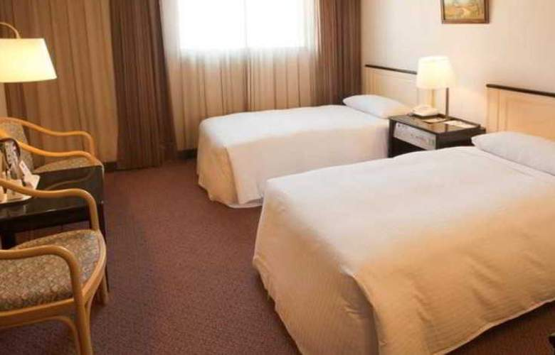 Paradise Hotel Taipei - Room - 8