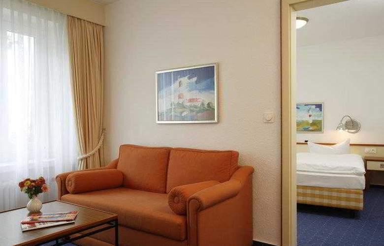 Best Western Hanse Hotel Warnemuende - Hotel - 3