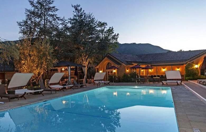 Bernardus Lodge - Pool - 3
