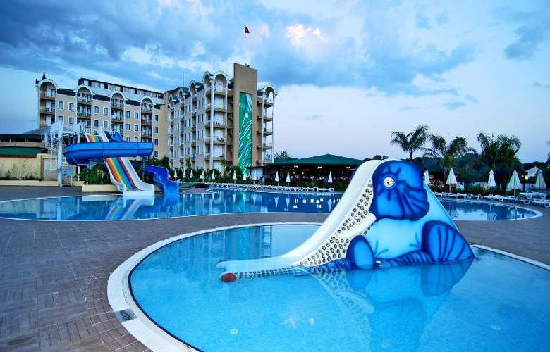 Maya World Hotel Belek - Pool - 53