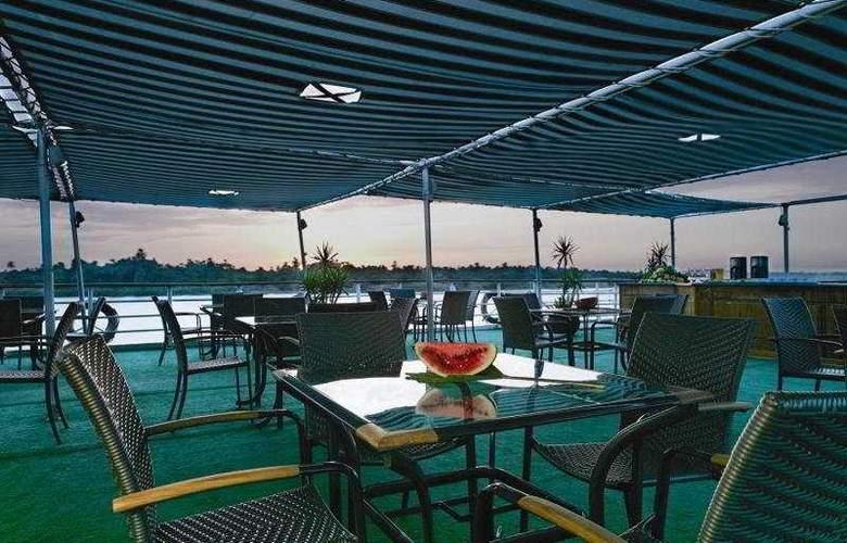 Moevenpick Radamis I Nile Cruise - Terrace - 9