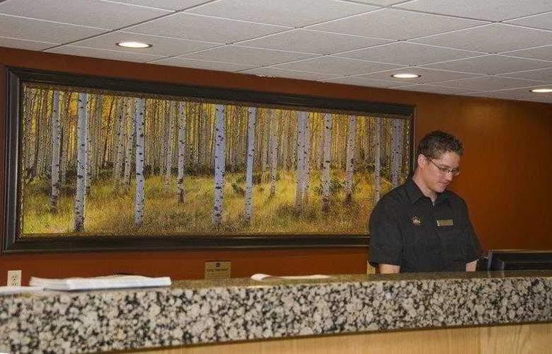 Best Western Landmark Inn - Hotel - 85