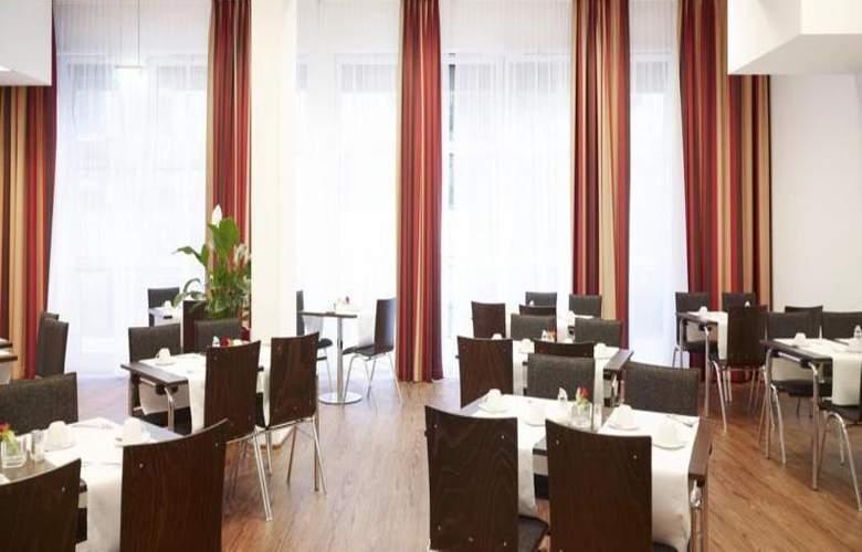 Best Western Plus Amedia Vienna - Restaurant - 20