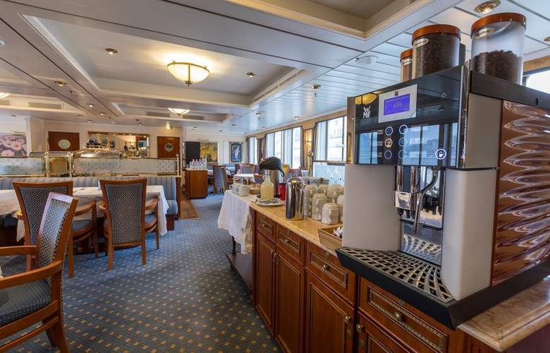 OnRiver Hotels - MS Cezanne - Restaurant - 7