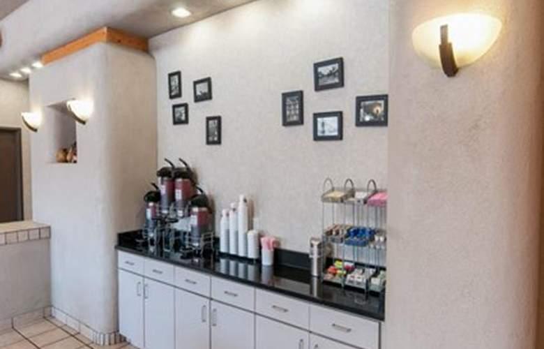 Comfort Suites Las Cruces - Restaurant - 28