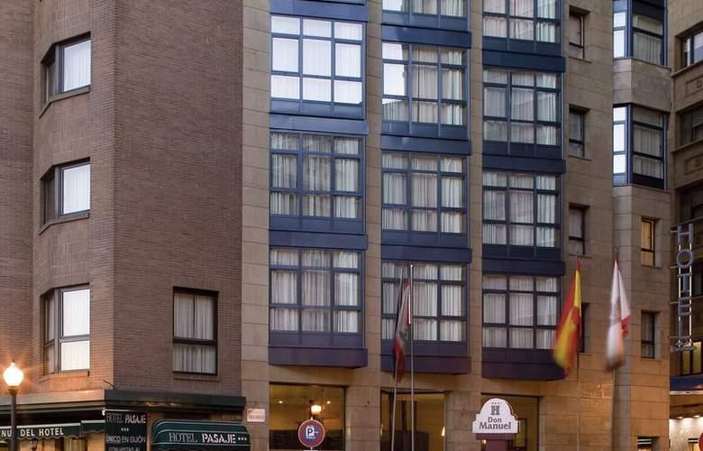 Don Manuel - Hotel - 0