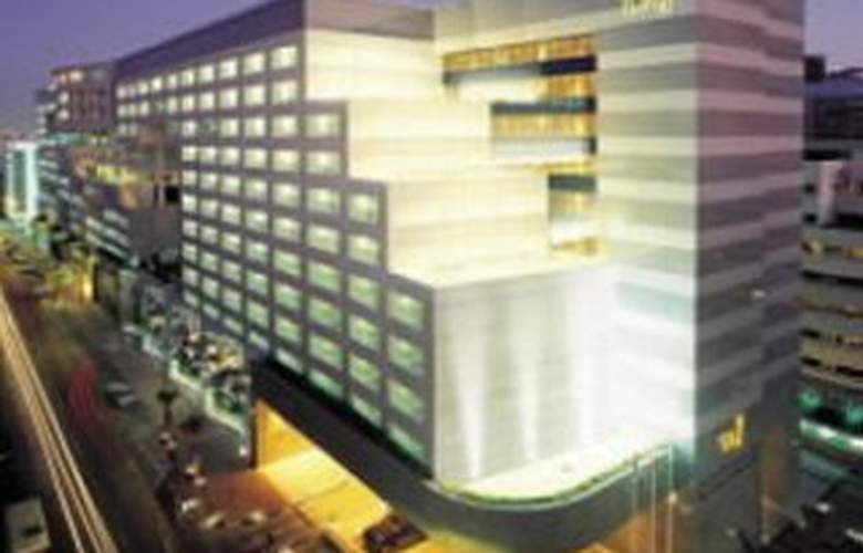 Jood Palace Hotel Dubai - Hotel - 0