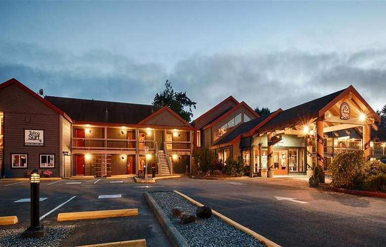 Best Western Plus Inner Harbour - Hotel - 121