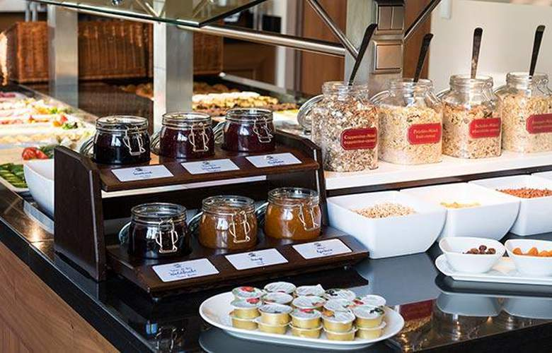 QGreenhotel By Meliá - Restaurant - 25