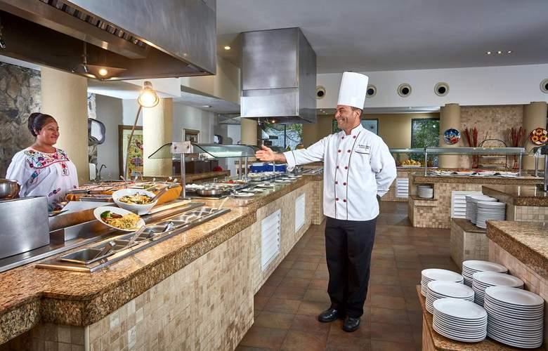 Occidental Nuevo Vallarta - Restaurant - 29