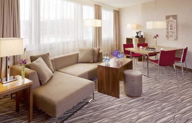 Movenpick Hotel & Casino Geneva - Room - 12