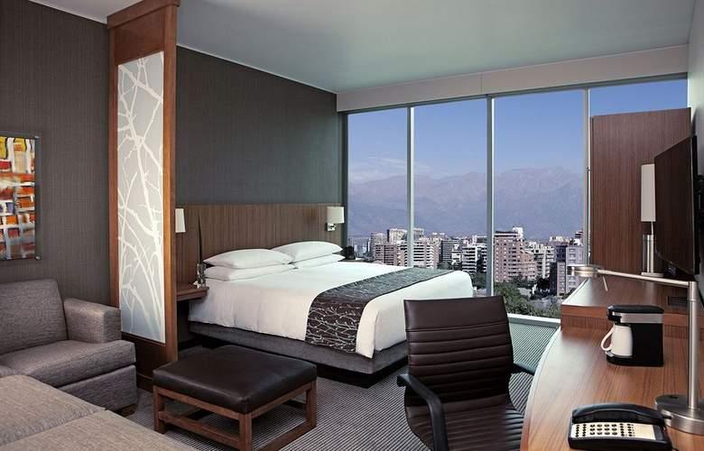 Hyatt Place Santiago/Vitacura - Room - 12