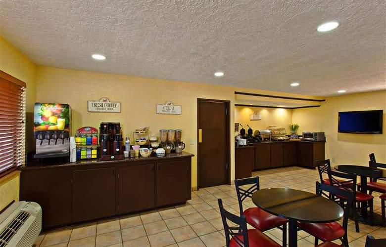 Best Western Desert Villa Inn - Restaurant - 37