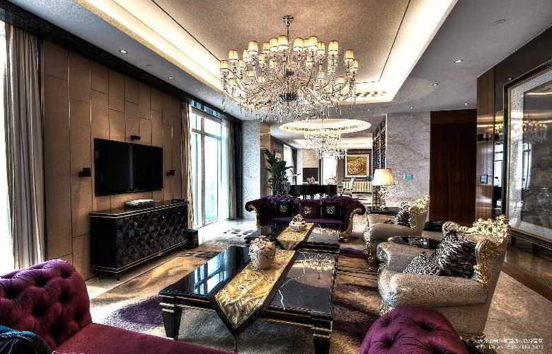 Hilton Wanda Dalian - Room - 23