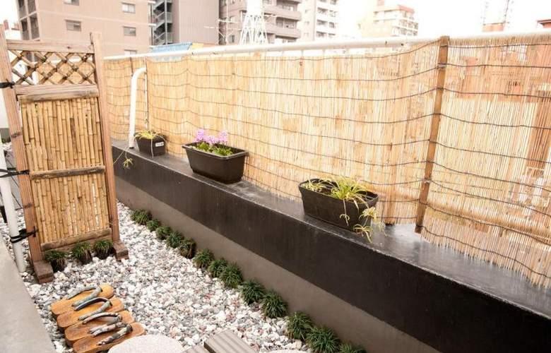K's House Tokyo Oasis - Hotel - 0
