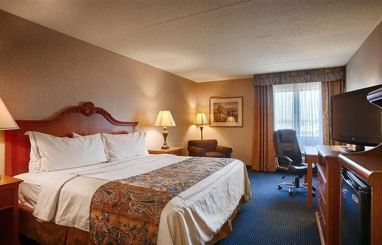 Best Western Mount Vernon Ft. Belvoir - Room - 48