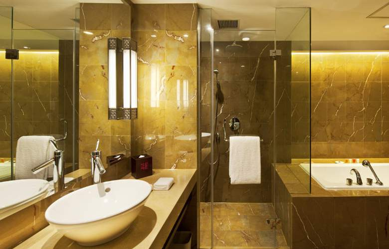 Crowne Plaza Shanghai Pudong - Room - 6