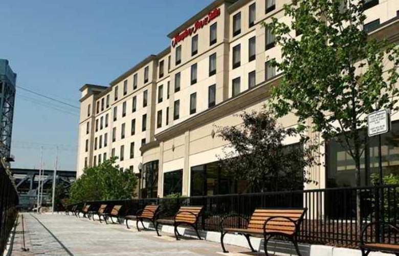 Hampton Inn & Suites Newark-Harrison-Riverwalk - Hotel - 6