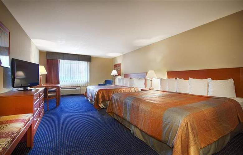 Best Western West Towne Suites - Room - 41