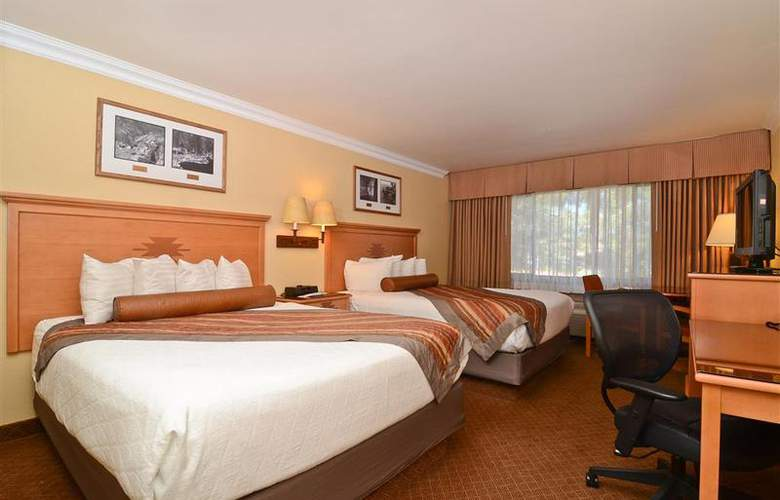 Best Western Premier Grand Canyon Squire Inn - Room - 71