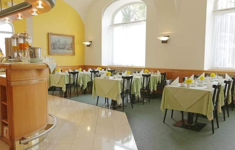 Best Western City Hotel Moran - Restaurant - 76