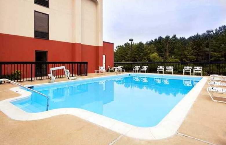 Hampton Inn Petersburg/Hopewell - Hotel - 2