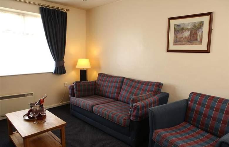 Best Western Park Hall - Room - 1