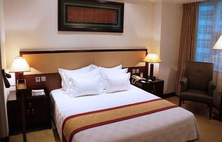 Bao An Hotel Shanghai - Room - 0