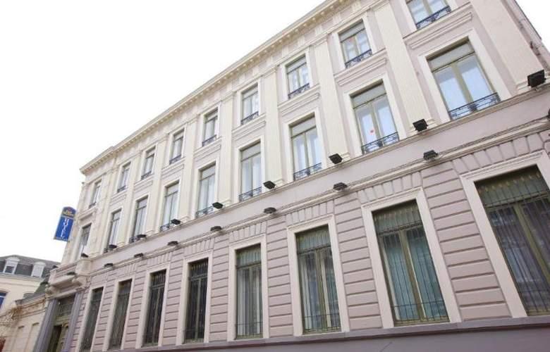 Hotel Best Western Urban Hotel Spa Lille