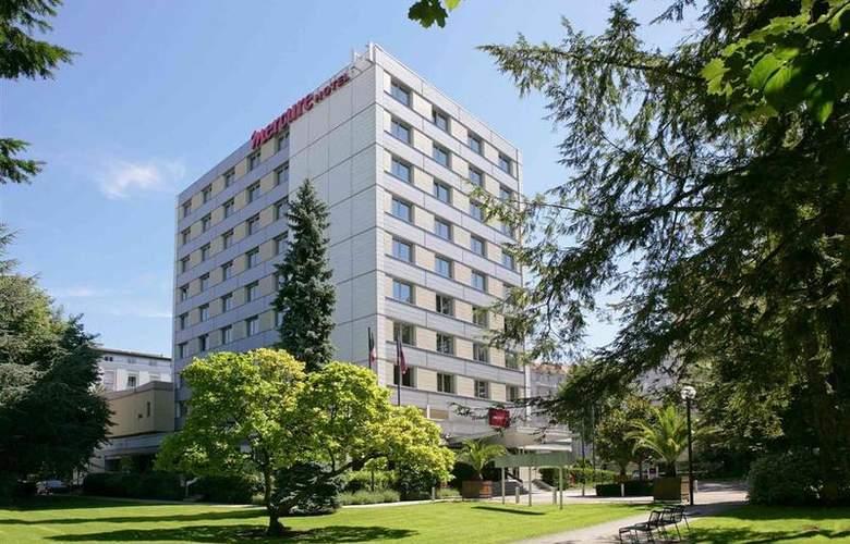 Mercure Besancon Parc Micaud - Hotel - 39