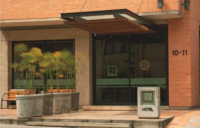 Mercure Bogota Bh Retiro - Hotel - 6
