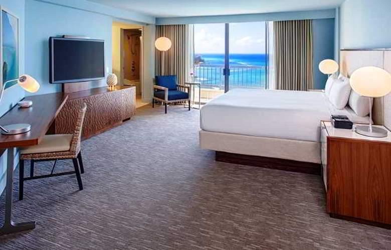 Hyatt Regency Waikiki Beach Resort & Spa - Room - 20