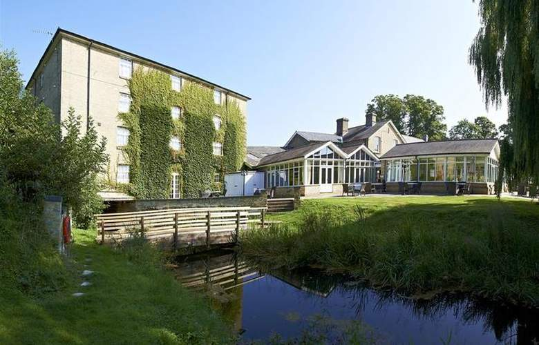 Best Western Cambridge Quy Mill Hotel - Hotel - 76