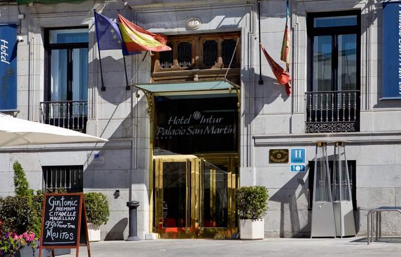 Intur Palacio San Martin - Hotel - 5