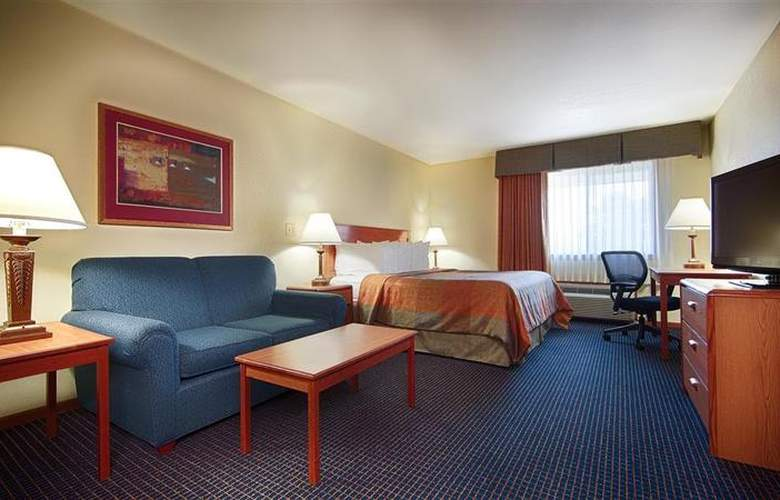 Best Western West Towne Suites - Room - 42