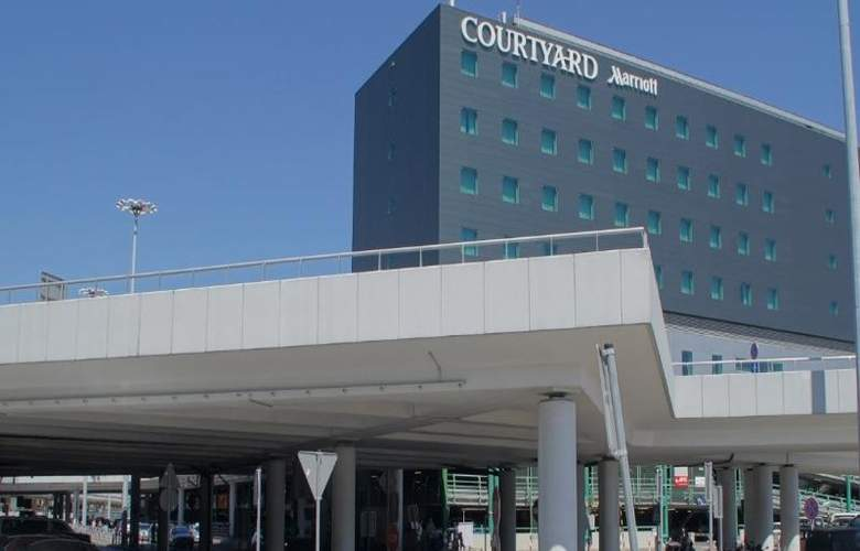 Courtyard By Marriott Warsaw Airport - Hotel - 5