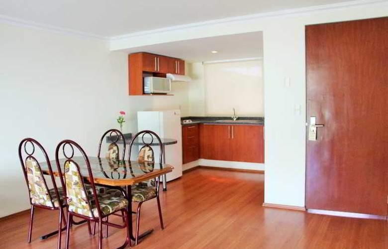 Suites Hipólito Taine - Room - 6