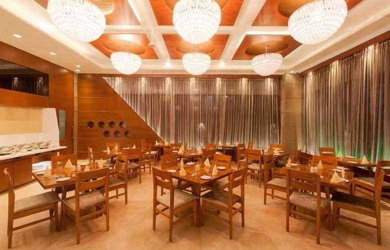 Eastin Easy Citizen Ahmedabad - Restaurant - 3