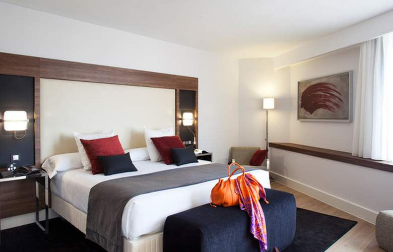 Courtyard Madrid Princesa - Room - 6