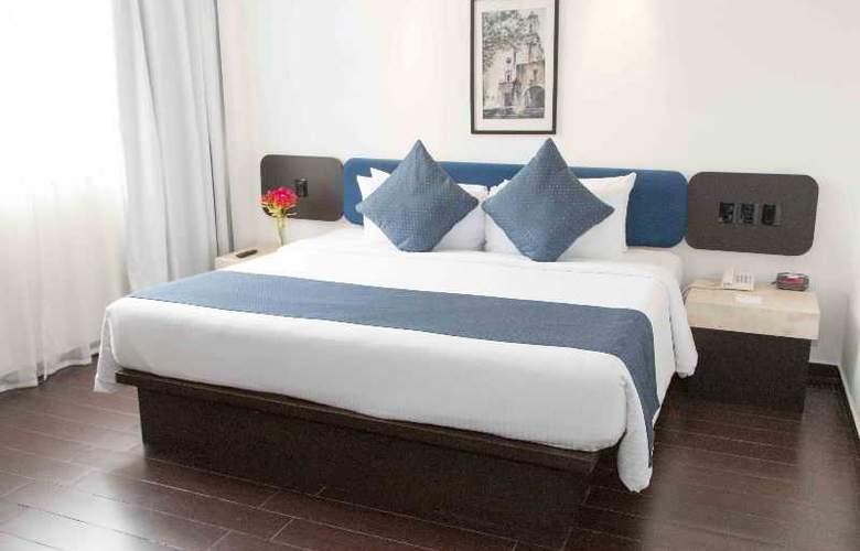 Best Western Real de Puebla - Room - 26