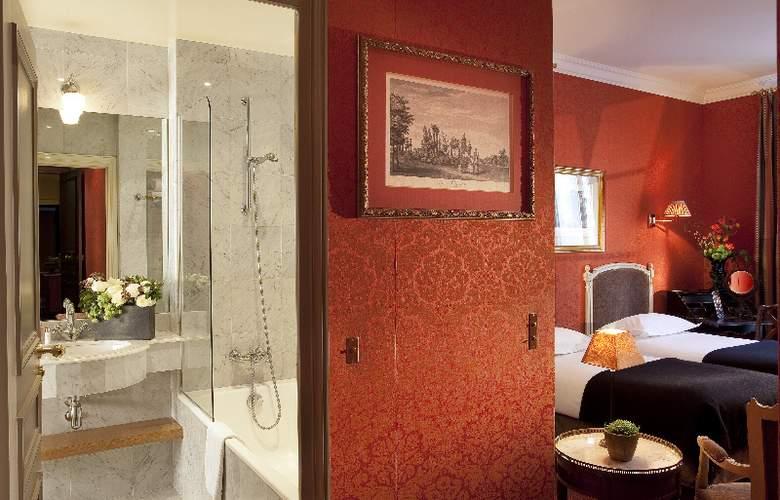 West end Paris - Room - 10