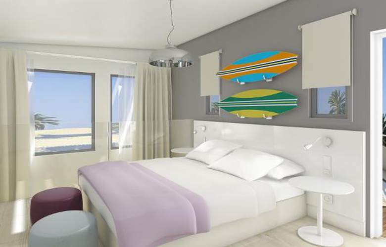 Sol House Taghazout Bay - Surf - Room - 6