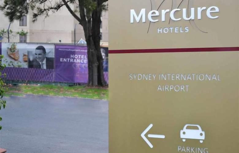 Mercure Sydney Airport - Hotel - 55