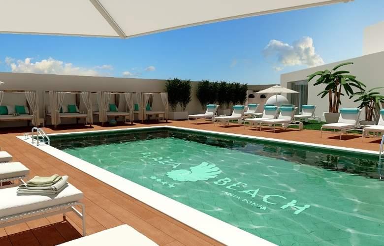 Plaza Santa Ponsa - Pool - 11