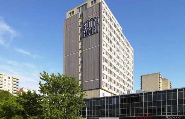 Campus Tower Suite Hotel - Hotel - 4