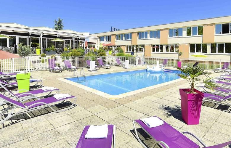 Novotel Dijon Route des Grands Crus - Hotel - 0