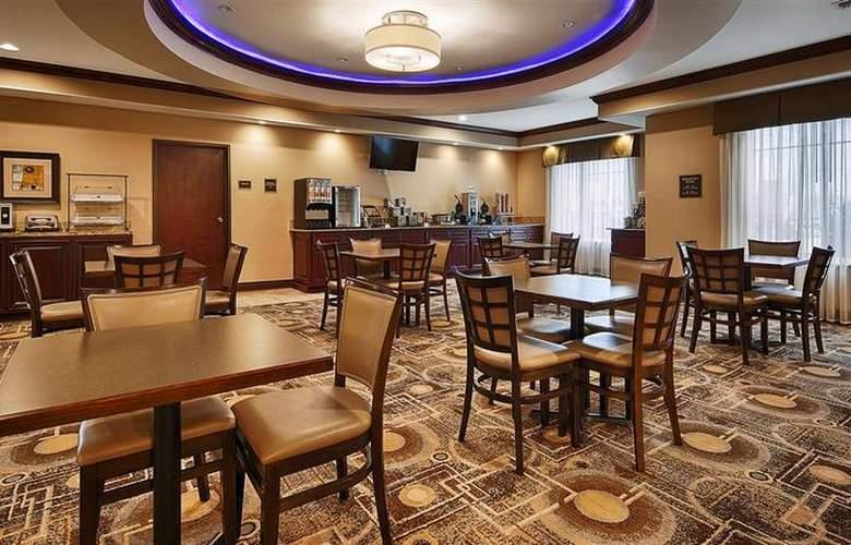 Best Western Plus Chalmette Hotel - Restaurant - 63