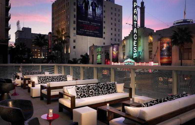 W Hollywood - Terrace - 45