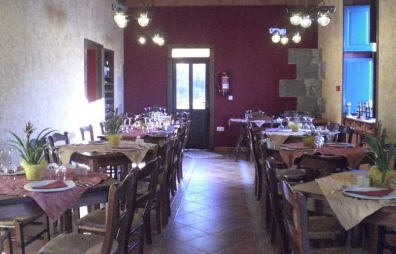 Hotel Rural 4 Esquinas - Restaurant - 5